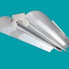 Энергосберегающие светильники ЛСПО 2х58 ш